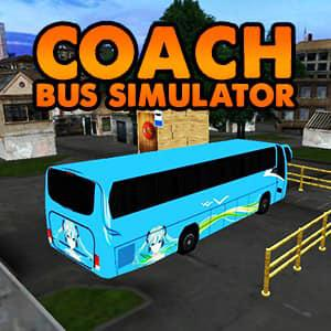 Coach Bus Simulator game
