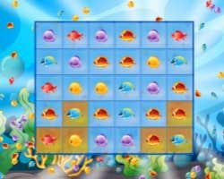 Fish Match Deluxe game