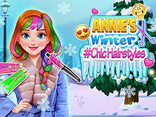 Annie'S Winter Chic Hairstyles game