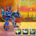 Ultra Mech Fights game
