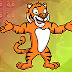 Mighty Tiger Escape game