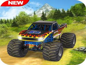 play Xtreme Monster Truck Offroad Racing