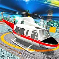 City Helicopter Flight game