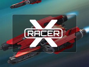 play X Racer Scifi
