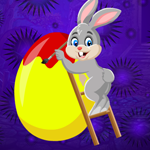 Painter Rabbit Escape game