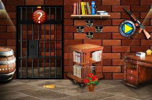 play Escape From Police Station