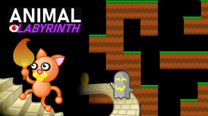 play Animal Labyrinth