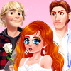 Princess Wedding Drama game