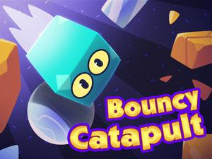 Bouncy Catapult game