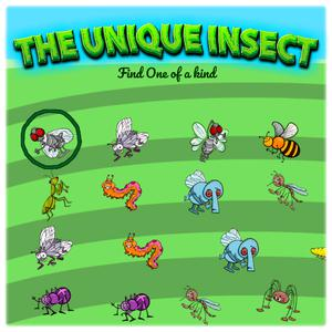 The Unique Insect game