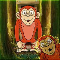 G2J Red Monkey Escape game