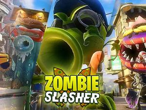 play Zombie Slasher