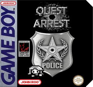 Quest Arrest game