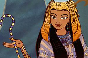 play Jewel Of The Nile ~ Egyptian Regal Fashion