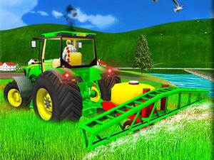 play Real Tractor Farmer