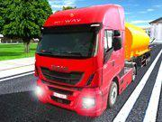 City Driving Truck Simulator 3D game
