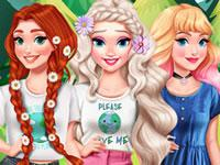 play Princess Save The Planet