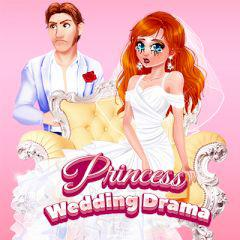 play Princess Wedding Drama