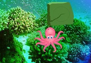 play Underwater Octopus Family Escape