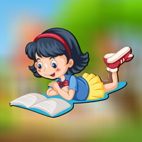 play Reading Girl Escape