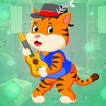 play Minstrel Tiger Escape