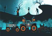 play Halloween Monster Transporter