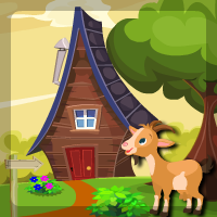 play G4E Goat Escape From Farmhouse