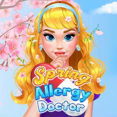 play Spring Allergy Doctor