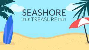 Seashore Treasure game