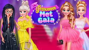 Princesses Met Gala game