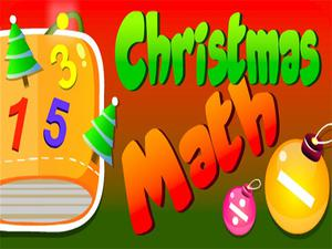 play Christmas Math