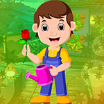 play Gardener Boy Escape