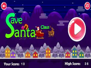 play Save Santa Claus