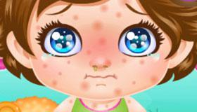 Baby Lily Doctor game