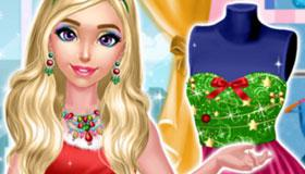 Frozen 2 Winter Dress Up game