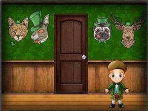 play Amgel St Patrick'S Day Escape