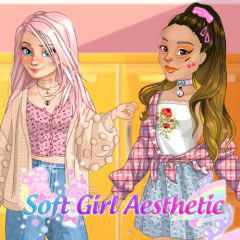 play Soft Girl Aesthetic