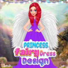 play Princess Fairy Dress Design