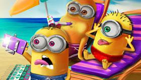 Minions Summer Vacation game