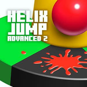 Helix Jump Advanced game