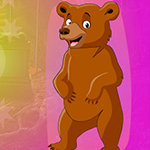 play Elated Bear Escape