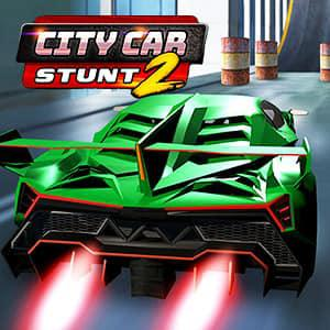 City Car Stunt 2 game
