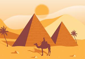 Animation In Egypt - Agust Mani