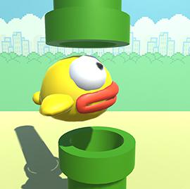play Flappy Bird 3D