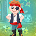 play Elated Pirate Escape