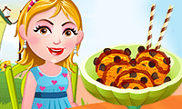 play Baby Hazel: Pumpkin Ice Cream