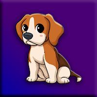 play G2J Beagle Puppy Escape