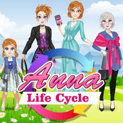 Anna Life Cycle game