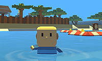play Kogama: Summer Swimming