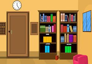play School Library Escape